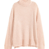Chunky-knit Sweater - from H&M
