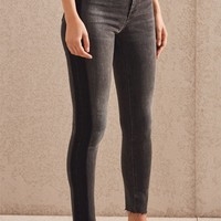 PacSun Sid Wash High Rise Jeggings at PacSun.com - black | PacSun