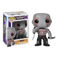 Drax Guardians Of The Galaxy Pop Vinyl Figure Bobble Head