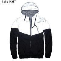 Men  Reflective 3m Jacket