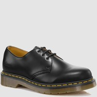 Dr Martens 1461 Shoe BLACK SMOOTH - Doc Martens Boots and Shoes