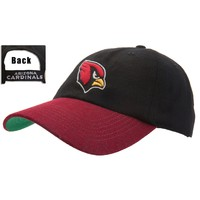 Arizona Cardinals - Logo Brooksby Adjustable Cap