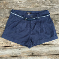 THE ZOE SHORTS - NAVY