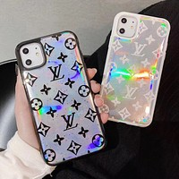 Louis Vuitton LV Monogram Radiant iPhone case