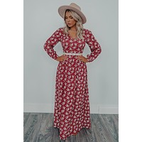 Swept Up In Love Maxi: Multi