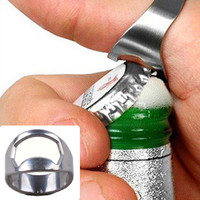Ring Bottle Cap Opener
