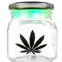 LIGHT IT UP STASH JAR