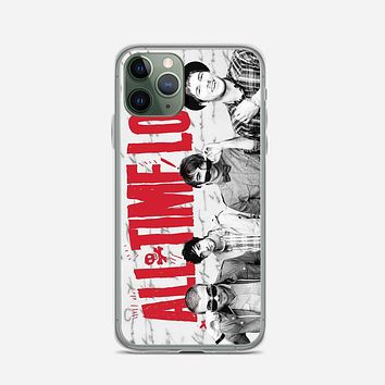 All Time Low Music Band iPhone 11 Pro Max Case