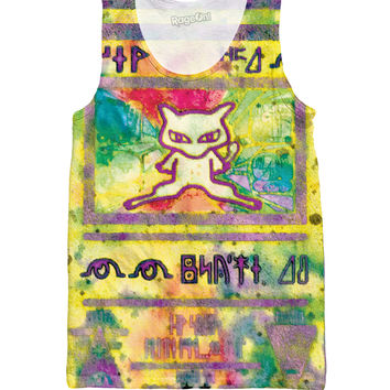 Ancient Mew Limited Edition Acid Tank Top