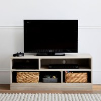 Stack Me Up Media Console + Base