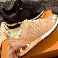 Louis Vuitton LV Run Away Sneakers Shoes