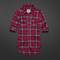 Trisha Flannel Shirt