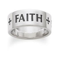 Faith, Hope and Love Band: James Avery
