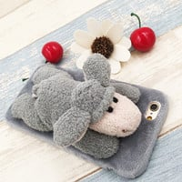 Cute Sheep Dolls Case for iPhone 5s 6 6s Plus Gift 09