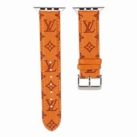 LV Louis Vuitton Apple Presbyopic leather watch strap for iphone iwatch