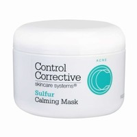 Control Corrective Sulfur Calming Mask Back Bar, 8 Ounce