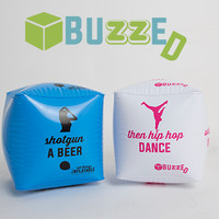 BUZZED Drinking Game - The Ultimate Drinking Game for College Students, Beer Lovers and Winos. Great for College Parties, Birthdays, Bachelorette Parties, Bachelor Parties.