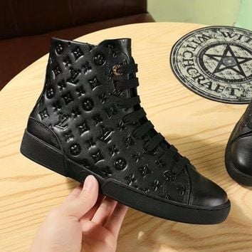 【Louis Vuitton】LV Gym shoes