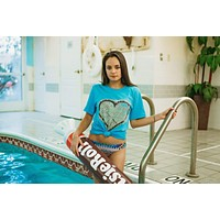 GINA She Loved the Ocean Tee