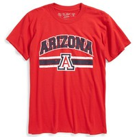 Boy's Retro Brand 'Arizona Wildcats - Gronkowski' Graphic Short Sleeve T-Shirt,