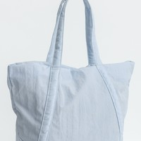 Powder Blue Cloud Bag by Baggu - with detachable pouch!