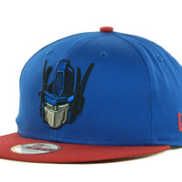 Transformers Cabesa Punch 2 9FIFTY Snapback Cap
