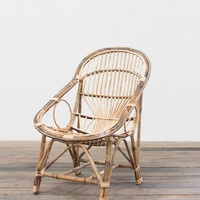 Bamboo Chair #1