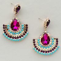 Dazzling Arabian Nights Earrings