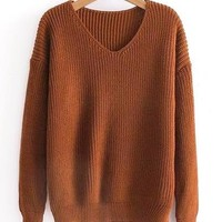 Side Lace Sweater