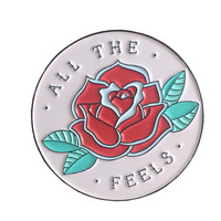 All the Feels Pin