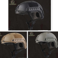 Tactical Emerson Durable Airsoft Fast Helmet
