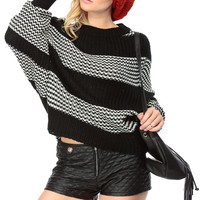 Cozy Thick Knit Fall Sweater