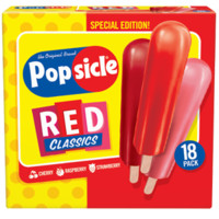 Popsicle® Red Classics