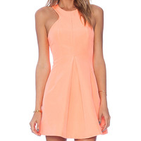 Finders Keepers The Unbelivers Dress in Orange