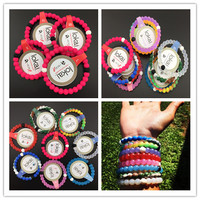 Free Shipping Fashion 2017 most popular  New rose pink new red  lokai bracelets find your balance in stocks