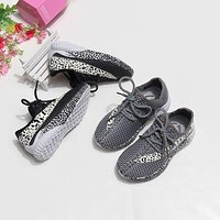 Kids Moccasins 2017 Newest Yeezy Boys Sneakers Breathable Boys Sneakers Kids Shoes Beb