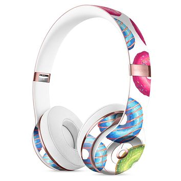 Yummy Colored Donut Galore 2 Full-Body Skin Kit for the Beats by Dre Solo 3 Wireless Headphones