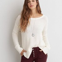 AEO Soft & Sexy Jegging T, Deep Burgundy | American Eagle Outfitters