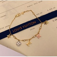lv louis vuitton woman fashion accessories fine jewelry ring chain necklace earrings 51