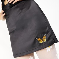 Love Buzz Mini Skirt