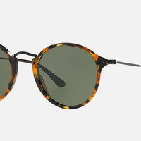Check out Ray-Ban RB2447 ROUND sunglasses from Sunglass Hut http://www.sunglasshut.com/us/8053672358629