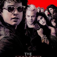 The Lost Boys 27x40 Movie Poster (1987)