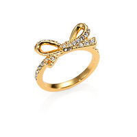 Kate Spade New York - Sparkle Bow Ring