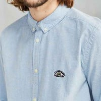 CPO Embroidered Chest Dress Shirt