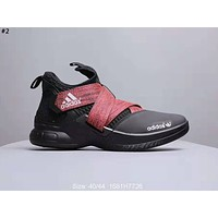 ADIDAS 2019 new men's wild sports basketball shoes #2