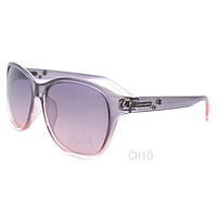 Coach 0HC8076 Sun Full Rim Square Womens Sunglasses