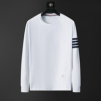 Men'S Fashion Top Tee Cotton T-Shirts Mens Oversized Tshirt White Casual T Shirt For Man Male Tee Shirt Streetwear