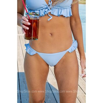 For The Love Of Ruffles Swimsuit Bottoms