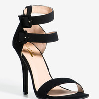 Charlie-105 Double Time Heel