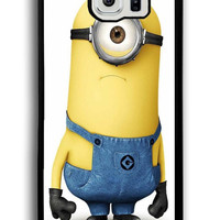 Despicable Me Funny for Samsung Galaxy S6 Hard Cover Plastic